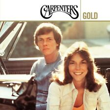 "CARPENTERS ""GOLD (35TH ANNIVERSARY EDITION)"" 2 CD NEW+"