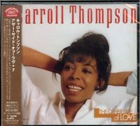 CARROLL THOMPSON-THE OTHER SIDE OF LOVE-JAPAN CD Ltd/Ed D73