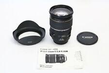 Canon EF-S 17-55mm f/2.8 IS USM EOS DIGITAL Lens EX+ BONUS Lens Hood