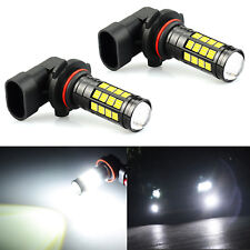 9006 HB4 99-SMD High Power Super Bright LED 6500K White Fog Light Driving Bulbs