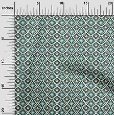 oneOone Diamond Flame Stitch Fabric Prints By Yard - FI-1029A_1
