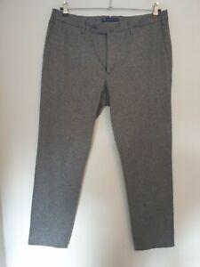 "Pantaloni GTA Herren Hose ""Progressive Elegance  Gr.52 , grau  Wolle / Nylon"