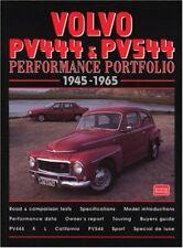 Volvo PV444 and PV544 Performance Portfolio 194, Clarke-.
