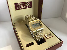 Seiko 0439-5009  Quartz  Digital LCD  Collectible Watch A2