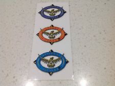 OSPREY BACKPACKS CAMPING BAGS 3 PIECE STICKER, 4WD FORD KENWORTH HOLDEN ARB TJM