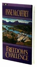 Freedom's Challenge Set by Anne McCaffrey (1998, Cassette, Abridged) AUDIOBOOK
