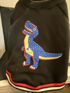 Black Dinosaur Sweatshirt