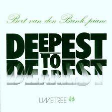 Bert Van Den Brink - Deepest to Dearest LIMETREE RECORDS CD RAR!
