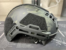 Hard Hat Veterans Tactical Bump Helmet, MultiCam Black Mcb - Night Vision