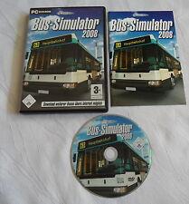 Bus-Simulator 2008 für PC