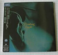VANGELIS - Beaubourg REMASTERED JAPAN MINI LP CD NEU! BVCM-37861