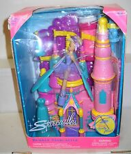 #5895 Nrfb Vintage Trendmasters Bubble StarCastle with Stardancer Nicole Doll
