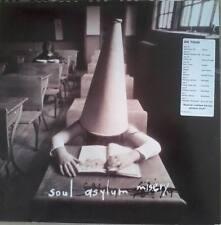 "Soul Asylum Misery 10"" lmt Vinyl Misery String of pearls Caged rat I did my best"