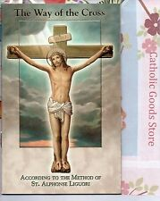 The Way of the Cross According to St Alphonse Liguori - Booklet