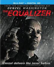 The Equalizer Blu-ray Disc 2014 Denzel Washington