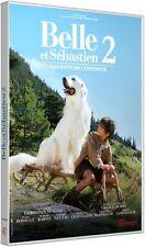 DVD *** BELLE ET SEBASTIEN 2 - L'aventure continue ***   ( neuf sous blister)