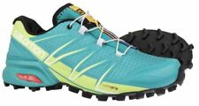Salomon Speedcross Pro Womens Blue Water Resistant Running Sports Shoes Trainers UK 5.5