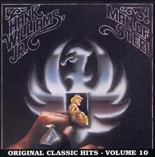 Man of Steel by Hank Williams, Jr. (Vinyl, Curb) SEALED ORIGINAL