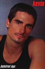 """MUSIC POSTER~Kevin Richardson Backstreet Boys Solo 1990's BSB W/O Band 23x35""""~"""