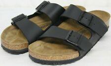 Birkenstock Arizona BS Adult Unisex Sandal 39 Black Size M 6 / W 8