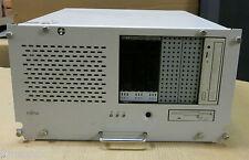 Fujitsu C81xi teamserver de Montaje en Rack Servidor Pentium 2 350 MHz 27.3 GB HDD 256 Mb Ram