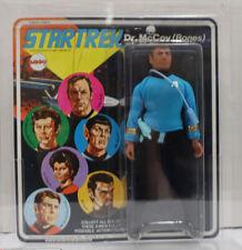"""Mego Star Trek 8"""" Carded Series 2 Dr. McCoy (Bones) White Name AFA 85 NM+ #11..."""