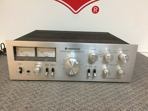 VINTAGE KENWOOD STEREO INTEGRATED AMPLIFIER MODEL KA-6100
