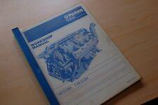 PERKINS V8.510M TV8.510M Marine Diesel ENGINE Repair Shop Service Manual book OE