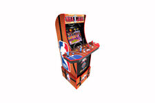 NEW Arcade1UP NBA Jam Home Arcade Cabinet 3 Games in 1 Original Design + Riser