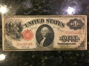 USA  1 Dollar 1917  -- US Note
