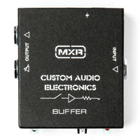 Dunlop MXR MC406 Custom Audio Electronics Buffer Guitar Effects Pedal