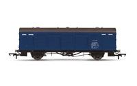 Hornby R6918 OO Gauge BR Blue Extra Long CCT Van E1251E