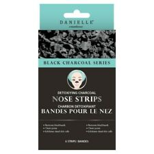 8 Black Charcoal Blackhead Removing Nose Strips Pore Deep Cleansing Danielle