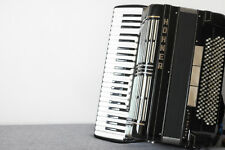 Hohner Morino VI N 185 - Akkordeon 2017 generalüberholt mit original Koffer