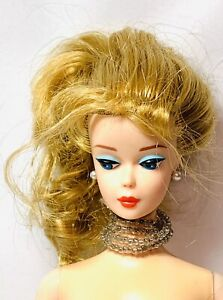 BARBIE SOLO In The SPOTLIGHT Vintage Blonde 60's REPRODUCTION No Clothes, No Box