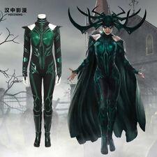 HZYM Thor Ragnarok Hela Cosplay Costume Outfit Halloween