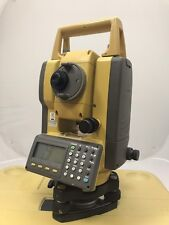 RECONDITIONED TOPCON GTS-105N TOTAL STATION - SERVICED & CALIBRATED