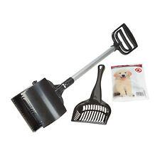 Kotgreifer Hunde, Kotaufheber, hygienisch & einfach, inklusive 40 Hundekotbeutel