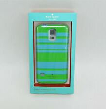 New OEM Kate Spade New York Hardshell Shamrock Firoza Case For Samsung Galaxy S5