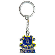 Everton FC Crest Keyring Official Football Club Fan Souvenir Boys Gift
