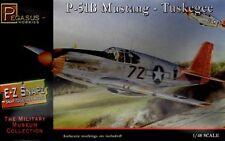 Pegasus Hobbies 1/48 P-51B Mustang Tuskegee # 8404