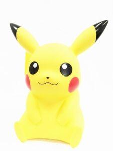 Banpresto Pokemon Jumbo Size Cute Pikachu Collectible Coin Bank Figure BP37793