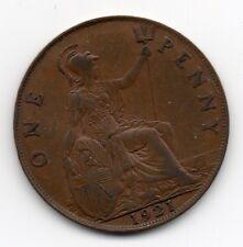 Great Britain - Engeland - 1 Penny 1921