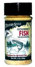 Hi Mountain Western Sizzle Gourmet Fish Seasoning (3 oz. Sealed Shaker Bottle)