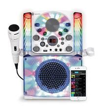 Singing Machine SML625BTW Bluetooth CD+G Karaoke System  [NEW]