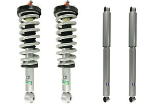 Complete Strut Spring Assembly Shocks for 09-13 Ford F-150 (4WD)