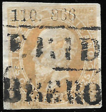 MEXICO - 1866, MAXI.- 25c. MERIDA, 110-866, USED WITH NAME