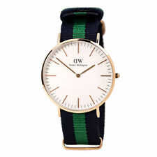Daniel Wellington Mens Classic Warwick Quartz Watch 0105DW