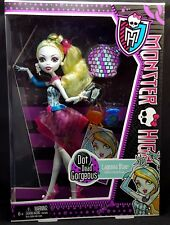 NEW Monster High Lagoona Blue Dot Dead Gorgeous Doll NRFB 2011 X4530 Gift Idea