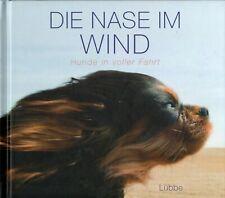 Die Nase im Wind - Hunde in voller Fahrt - Gebundenes Buch - Bildband - Hund